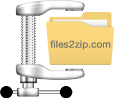 Zip and unzip ZIP files online, send via email